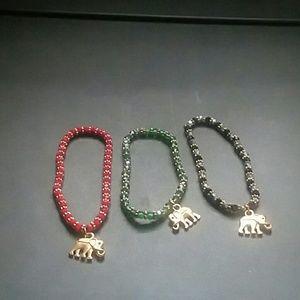 Jewelry - Elephant bracelets